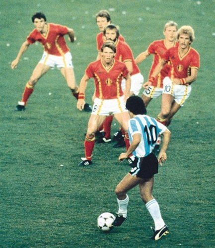 Maradona and our Love for the Tormented Genius